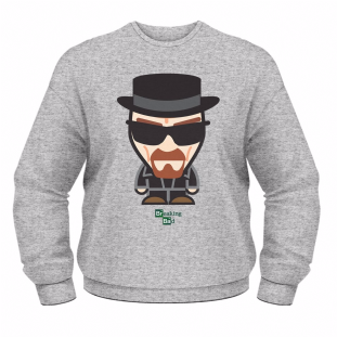 BREAKING BAD - HEISENBERG MINION CREW NECK SWEATER (XXL) (Brand New With Tag)